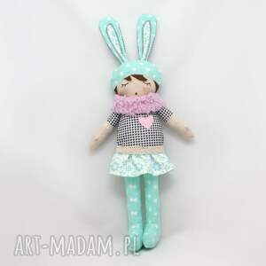 gustowne lalki lala przytulanka bibi śpioszka, 46