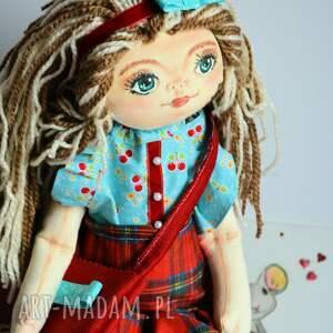 unikalne lalki lalka lala ręcznie malowana - basia