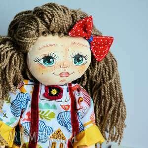 lalki lalka lala ręcznie malowana - rozalka