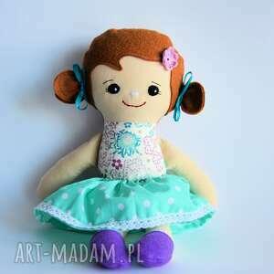 turkusowe lalki tośka lala - lusia - 35