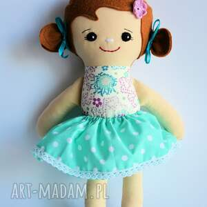 lala lalki fioletowe tośka - lusia - 35