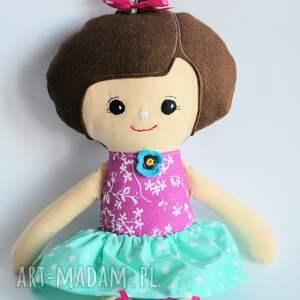 eleganckie lalki lalka lala umilka - justynka 45 cm