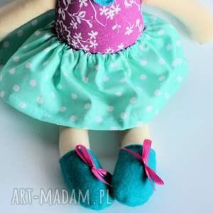 lalka lalki różowe lala umilka - justynka 45 cm