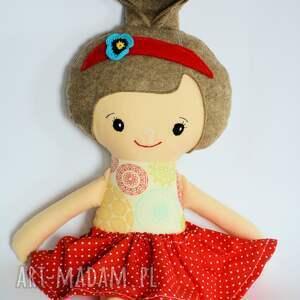 czerwone lalki tancerka lala umilka - iza 45 cm