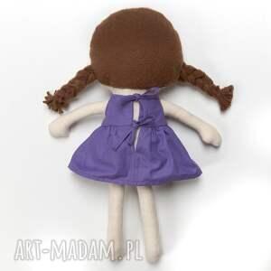 brązowe lalki laleczka bawełniana