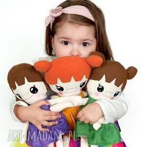 dziewczynki lalki laleczka bawełniana