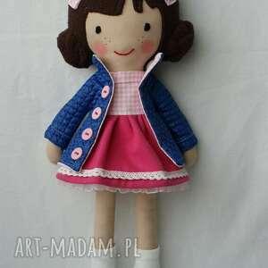 hand made lalki lalka laleczka rebeka