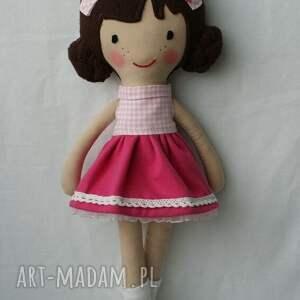 niebieskie lalki zabawka laleczka rebeka