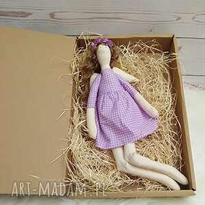 lalki: Lalka anioł Tilda prezent
