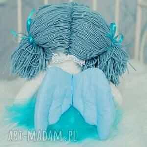 pomysł-na-prezent lalki lalka aniołek ze skrzydłami