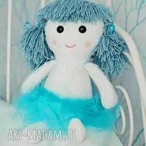 lalki pomysł-na-prezent lalka aniołek ze skrzydłami