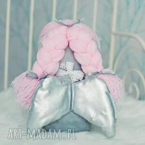 efektowne lalka szmacianka aniołek