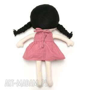 niekonwencjonalne lalki lalka bawełniana poofy cat