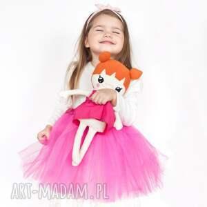 lalka lalki beżowe bawełniana