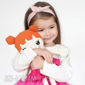 hand made lalki poofy lalka bawełniana