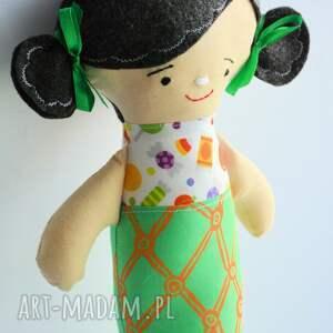 syrenka lalki zielone lalka - diana - 30