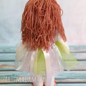 zielone lalki lalka dorotka