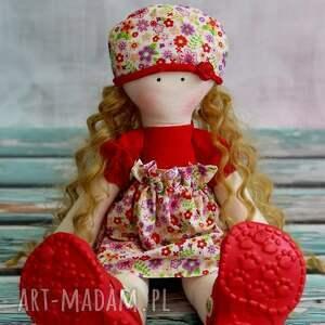 lalka lalki klara - samodzielnie stoi