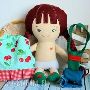 upominki świąteczne lalka klemka ubranka - aurora