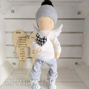 lalki lalka kolekcjonerska anioł pamiątka