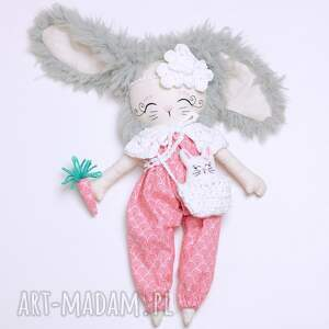królik lalki różowe lalka króliczka