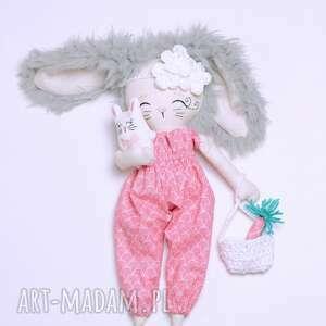 niekonwencjonalne lalki królik lalka króliczka