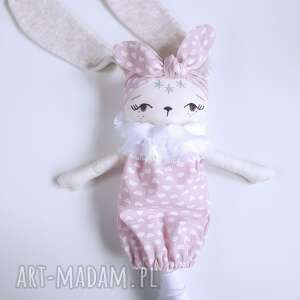 urokliwe lalki lalka królik malwinka
