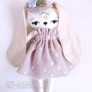 królik lalki różowe lalka kalinka