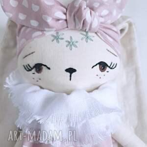 zajączek lalki lalka królik malwinka