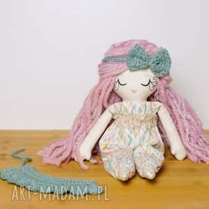 lalki: Lalka Lidzia bawelna