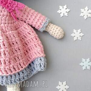 różowe lalki lalka lucynka