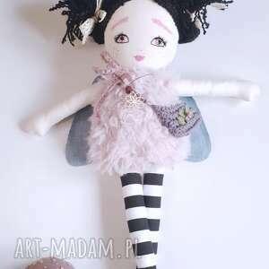 ręczne wykonanie lalki lalka ćma nocny motyl