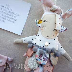 lalki lalka-na-prezent lalka personalizowana - handmade z