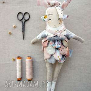 ręcznie zrobione lalki lalka-na-prezent lalka personalizowana - handmade z