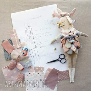 ręcznie zrobione lalki lalka-na-zamówienie lalka personalizowana - handmade z