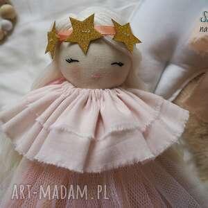 różowe lalki przytulanka lalka #213