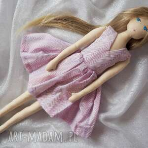 niebanalne lalki przytulanka lalka #198