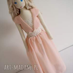 hand-made lalki przytulanka lalka #166