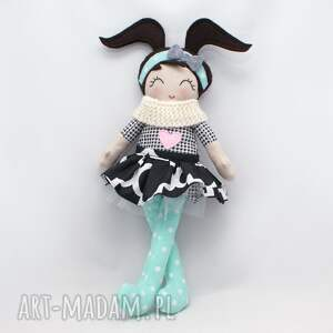 nietuzinkowe lalki lalka przytulanka heidi, 43 cm