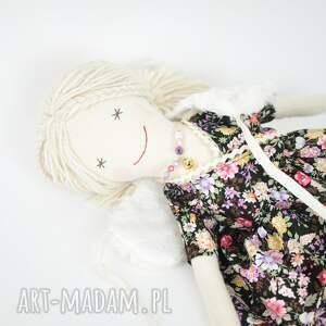 czarne lalki lalka przytulanka czarna łączka