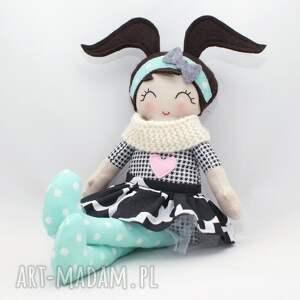 nietuzinkowe lalki lala lalka przytulanka heidi, 43 cm