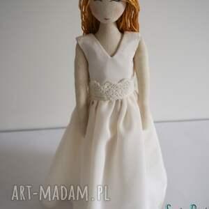 hand-made lalki przytulanka lalka #163