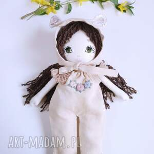 lalki lalka ręcznie haftowana