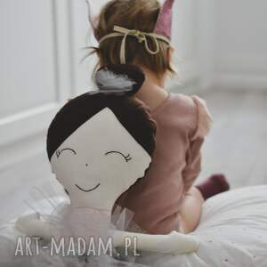 eleganckie lalki bawełna lalka ręcznie robiona melania
