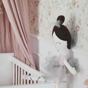 ciekawe lalki bawełna lalka ręcznie robiona melania