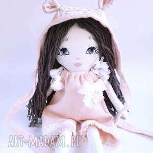 len lalki lalka ręcznie haftowana amelia
