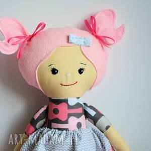 szare lalki rojberka lalka - słodki łobuziak