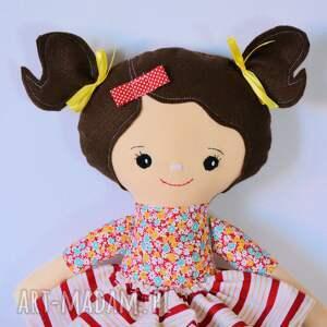 urokliwe lalki lalka rojberka - klara 50 cm