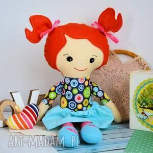 niekonwencjonalne lalki bezpieczna lalka rojberka - słodki łobuziak