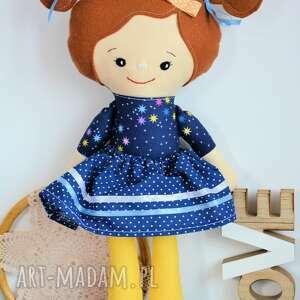 lalka lalki niebieskie rojberka - słodki łobuziak